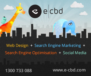 e-CBD - Gold Coast Web design